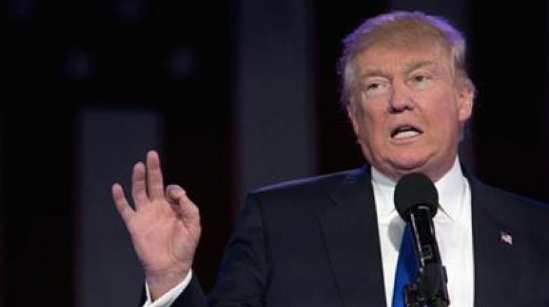 US President Donald Trump. (Photo: AP)