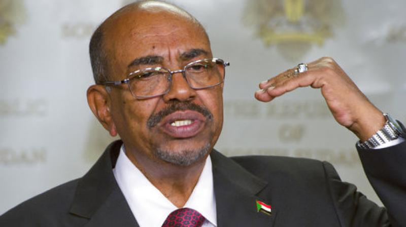 Former Sudanese President Omar al-Bashir. (Photo: AP)