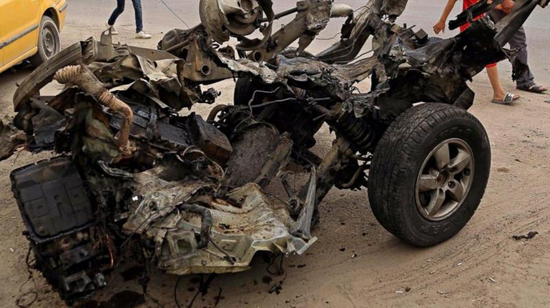 The blast occured close to Mogadishu mall (Representational Image)