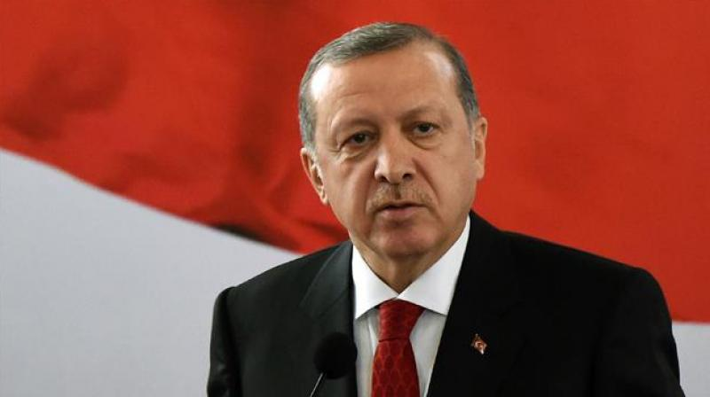 Erdogan has in recent years sought to put greater emphasis not just on the history of the Ottoman dynasty who conquered Constantinople in 1453 but of Turkic tribes in pre-Ottoman history. (Photo: File)