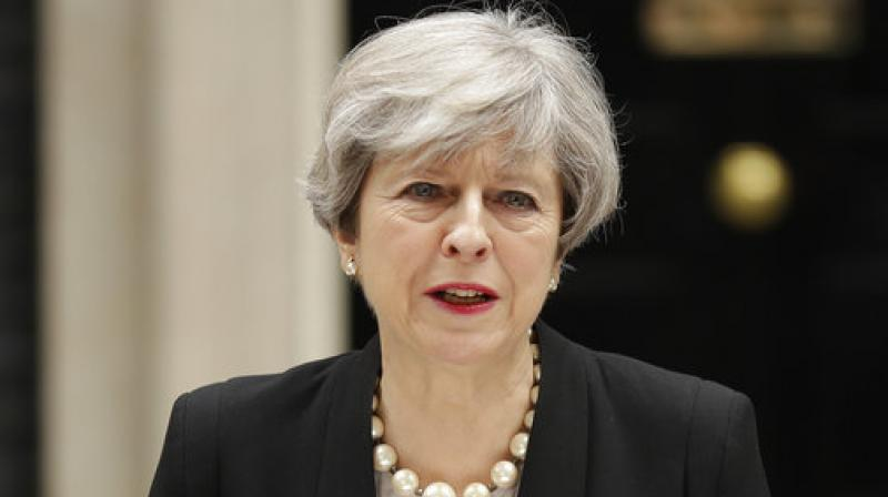 Ciaran Martin's stark warning comes after Prime Minister Theresa May on Monday said Russia was 'weaponizing information.' (Photo: AP)