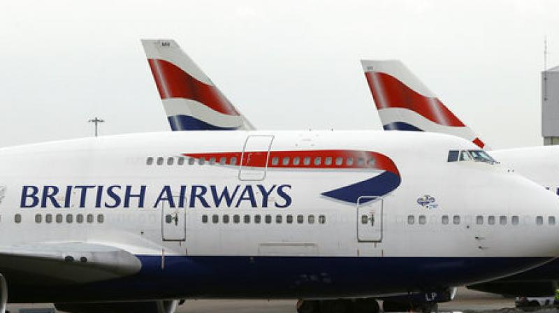 Analyst Gerald Khoo at broker Liberum said the proposed fine equated to about 9 pence per IAG share.  (Photo: AP)