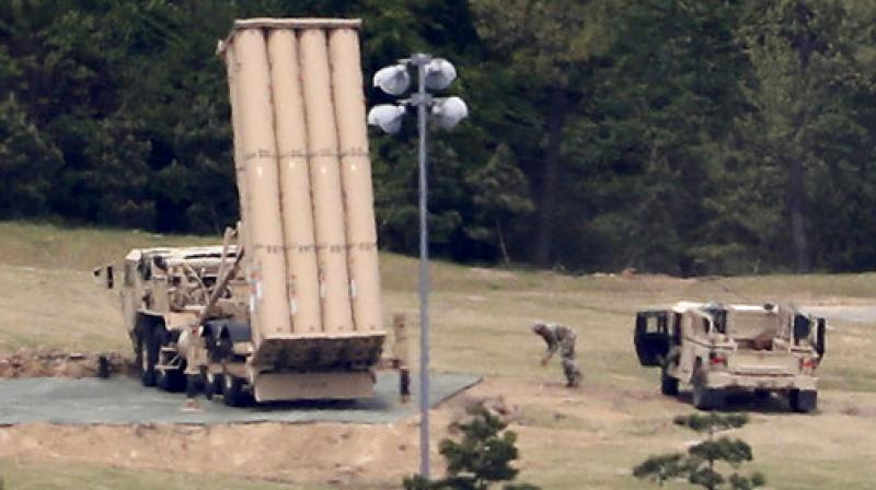 US to test anti-ballistic missile system amid North Korea