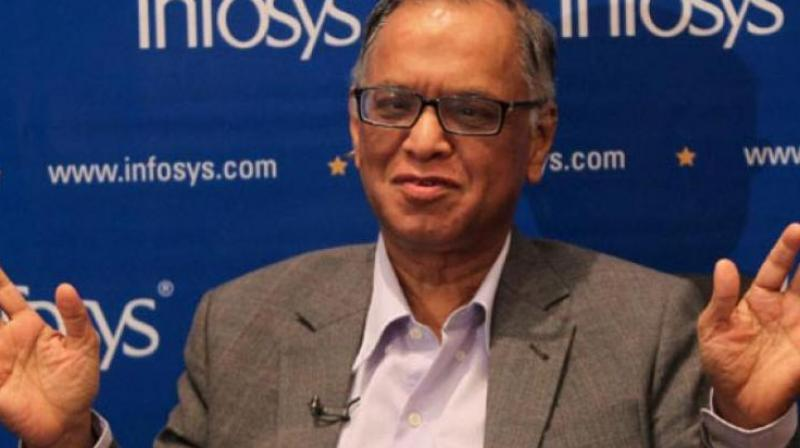 Co-founder and former chairman of Infosys, Narayana Murthy said he regrets quitting as chairman of the company.