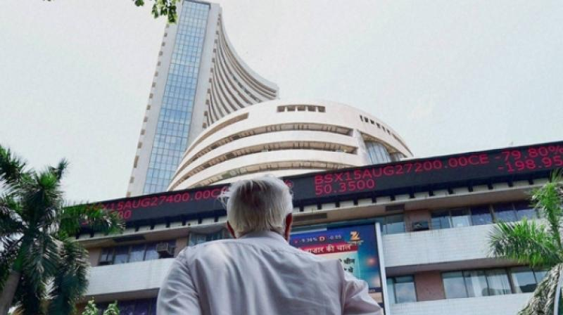 The benchmark BSE Sensex dropped by 57 points to 33,194.35 in early trade on Friday. (Photo: PTI)