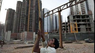 In order to create a USD 10 trillion economy by 2032, India needs a robust and resilient infrastructure. (Photo: AP)