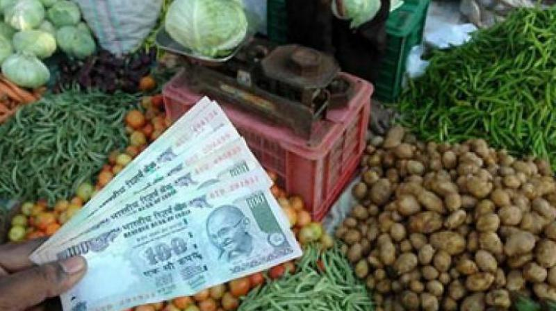 Wholesale inflation slows to 6-month low of 2.8% in Jan