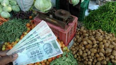 Headline consumer price index inflation likely jumped in September on the back of a surge in onion prices. But that will hardly bring tears to the eyes of the RBI, as it is likely to have stayed below the 4.0 per cent target, said Shilan Shah, senior India economist at Capital Economics.