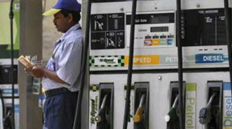 Fuel prices have been on a constant rise with petrol prices shooting up by nearly Rs 7-8 on Wednesday.