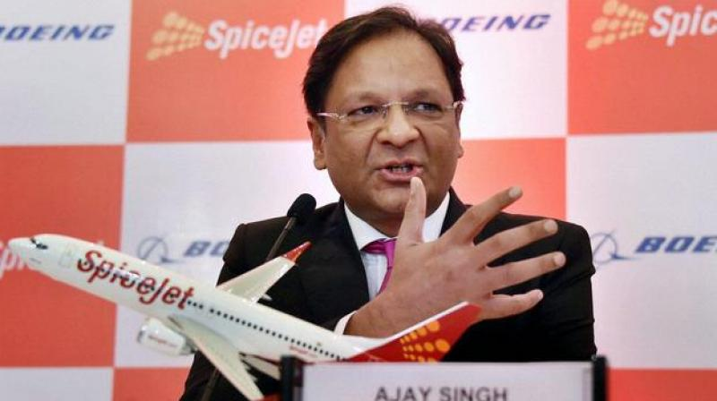 Sad day for Indian aviation, says SpiceJet on exit of Naresh Goyal