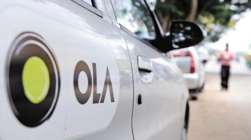 On Monday afternoon, Ola posted a tweet: 'Ola, like India, believes in secularity & will never allow any sort of discrimination.' (Representational Image | PTI)