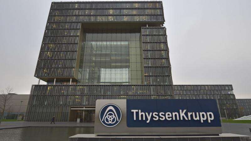 Tata Steel approves European steel joint venture with Thyssenkrupp