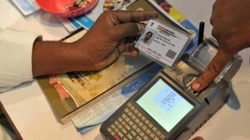Centre indefinitely extends deadline for Aadhaar-bank account linkage