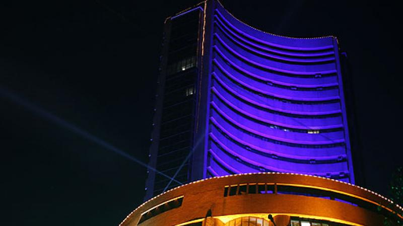 The NSE Nifty was trading 63.35 points, or 0.54 per cent, up at 11,753.70 in early session. (Photo: AP)