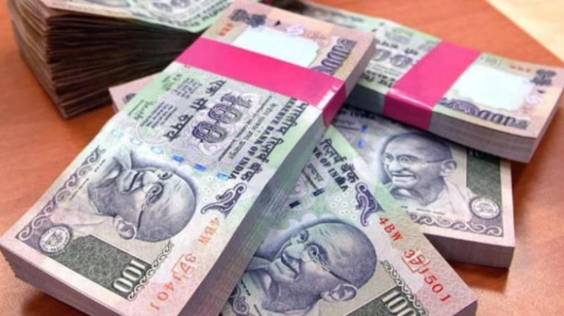 India needed funds to meet its fiscal deficit target of 3.3 per cent set for this fiscal year to March 2020.  (Photo: Reoresentational   PTI)