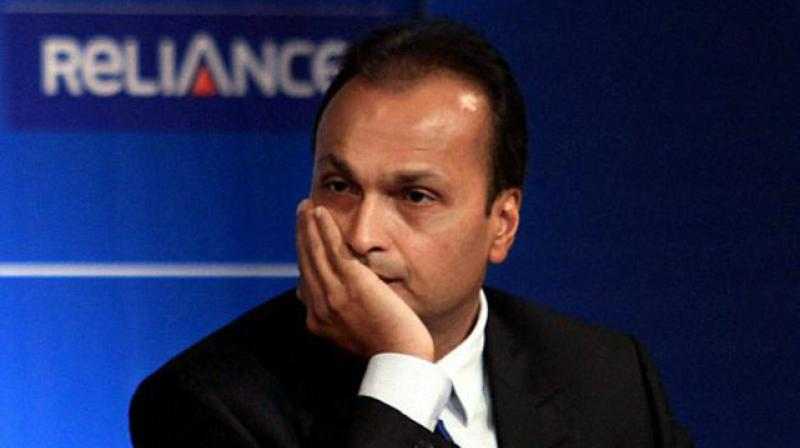 Reliance Communications has filed an appeal before NCLAT to direct SBI to release income tax refund of Rs 259.22 crore. (Photo: PTI)