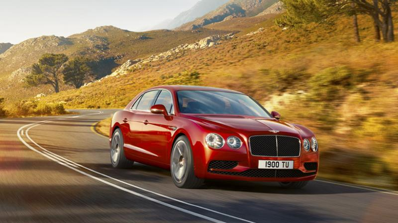Bentley Opens Showroom In Hyderabad Upbeat On Sales In India
