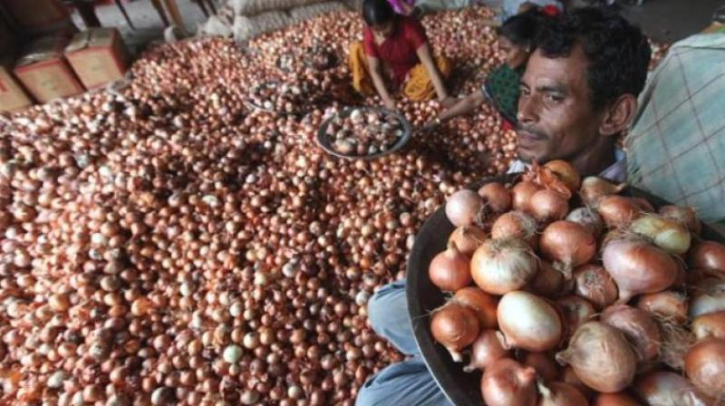 Wholesale inflation in the month of October soared to 3.59 per cent on the back of food and fuel prices. (File Photo)