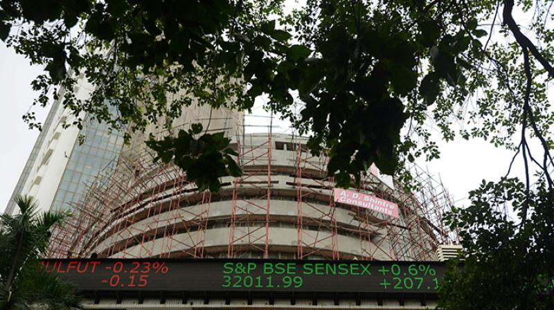 Over the last week, the BSE Sensex gained Rs 118.75 points to close at 39,513.39 on Friday. (Photo: File | AP)