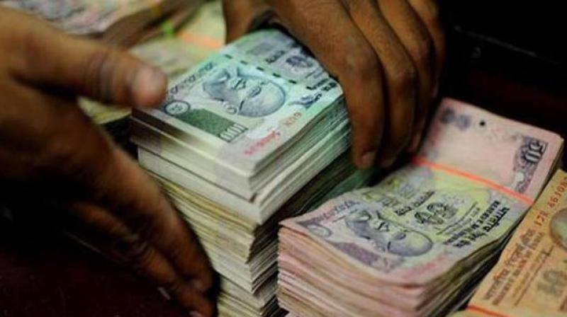 While presenting interim Budget 2019-20 in February, the government had pegged fiscal deficit target at 3.4 per cent. (Photo: PTI/Representational)