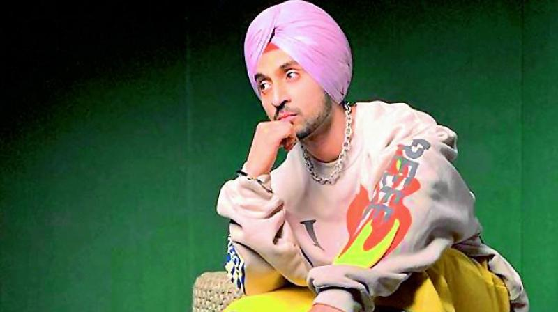 """Irrespective of  hit or flop, no one can take away the happiness that I experienced  shooting Arjun Patiala"" — DILJIT"