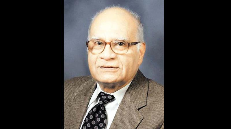 Thirukodikaval nilakanta srinivasan (1933-2018)