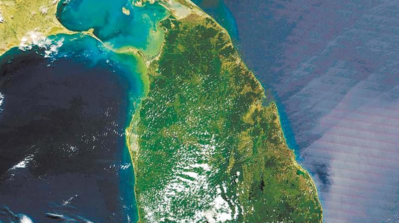 """""""Declaring Ram Setu as National Monument would prevent future attempts to destroy the monument''."""