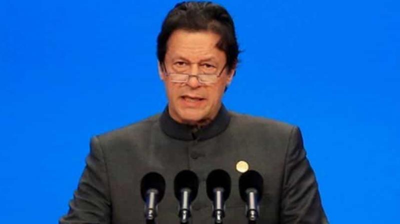Pakistan Prime Minister Imran Khan (Photo: AP)