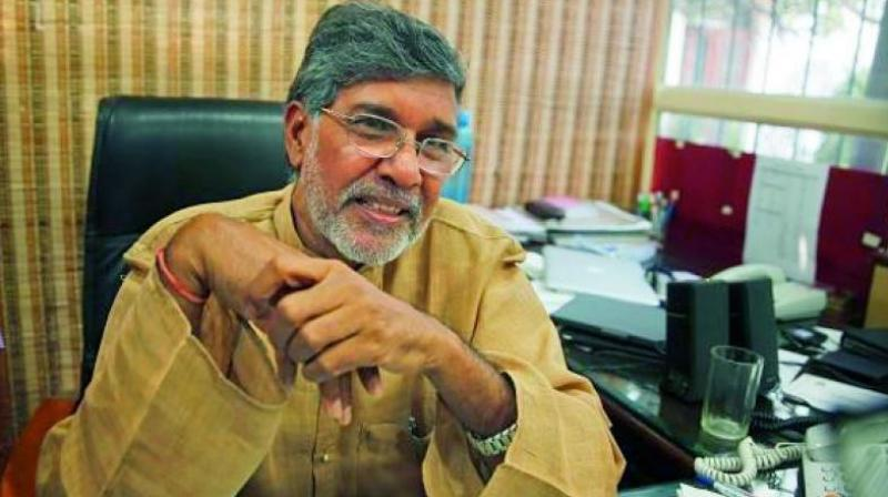 2014 Nobel Peace Prize winner Kailash Satyarthi (Photo: File)