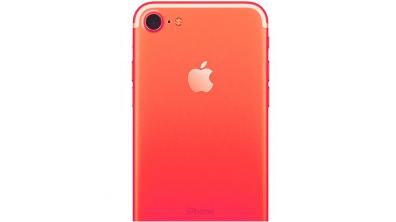 Apple Will Launch A Red Casing Colour For The IPhone 7 And Plus Successor