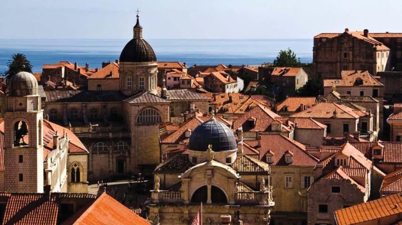 Dubrovnik aka kings Landing.