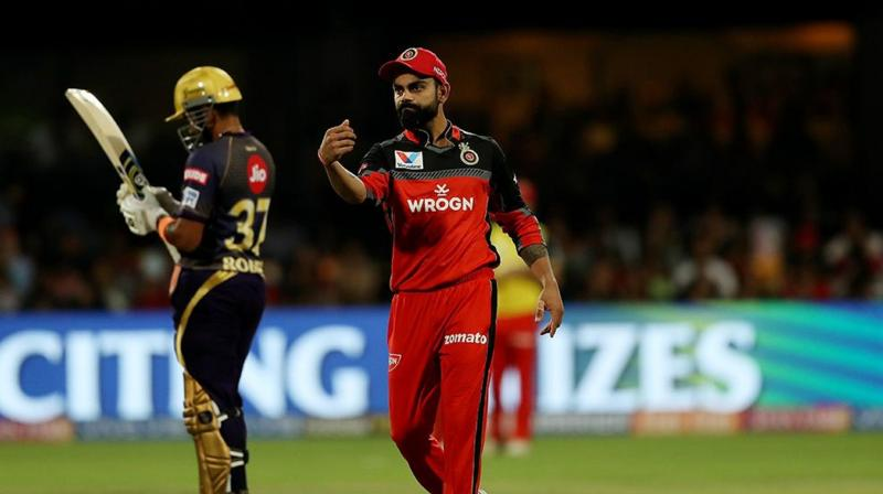 RCB registered their first victory in this season of the IPL as they were able to defeat Kings XI Punjab by eight wickets at PCA Stadium in Mohali. (Photo: BCCI)