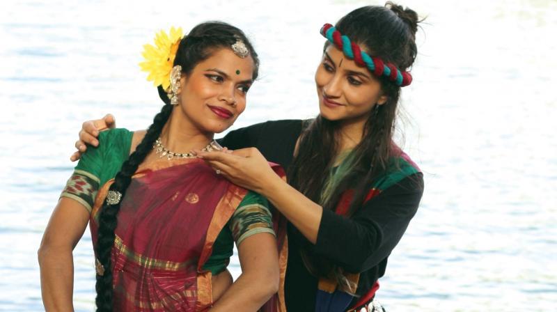 Madhulita Mohapatra and Paridhi Joshi.