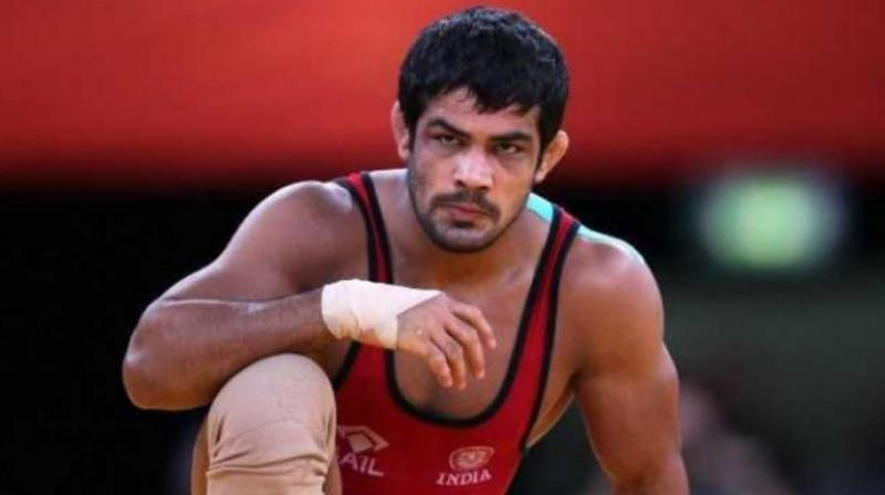 Sushil Kumar. (Photo: PTI)