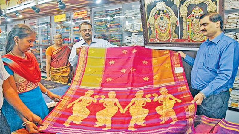 With many handlooms across India becoming silent in the last few years, National Handloom Day is an initiative by the Govt to honour and revive the roots of handlooms across the country. We talk to a few from this industry.