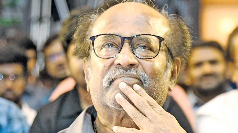 Rajinikanth says Amit Shah