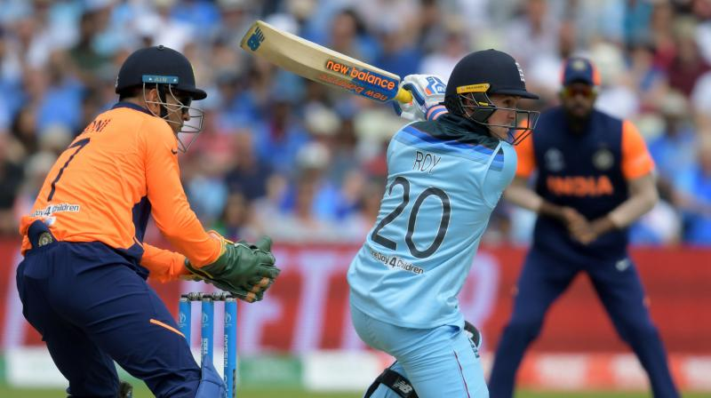 The Virat Kohli-led India have made one change to their team that has remained unbeaten in the tournament with five victories and a washout. (Photo: AFP)