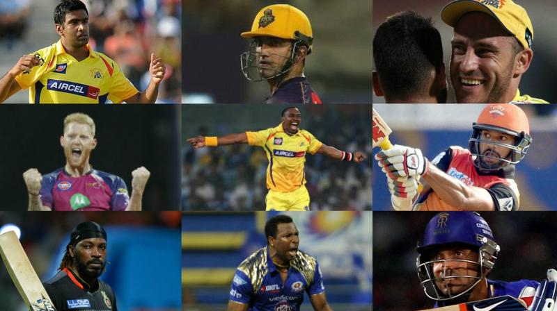 The eight teams in the cash-rich Indian Premier League (IPL) spent almost Rs 4,31,70,00,000 ($70 million) at an auction for 169 players. (Photo: PTI / BCCI)