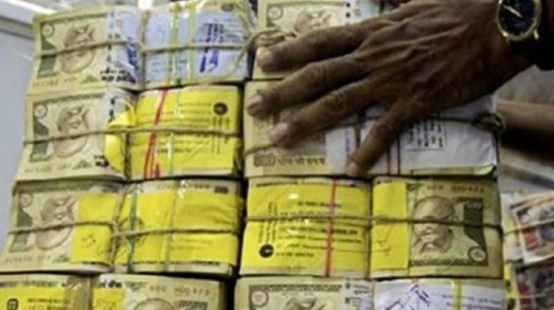 Union minister Bandaru Dattatreya on Wednesday said the Central government expects about Rs 6 lakh-crore black money to be unearthed.