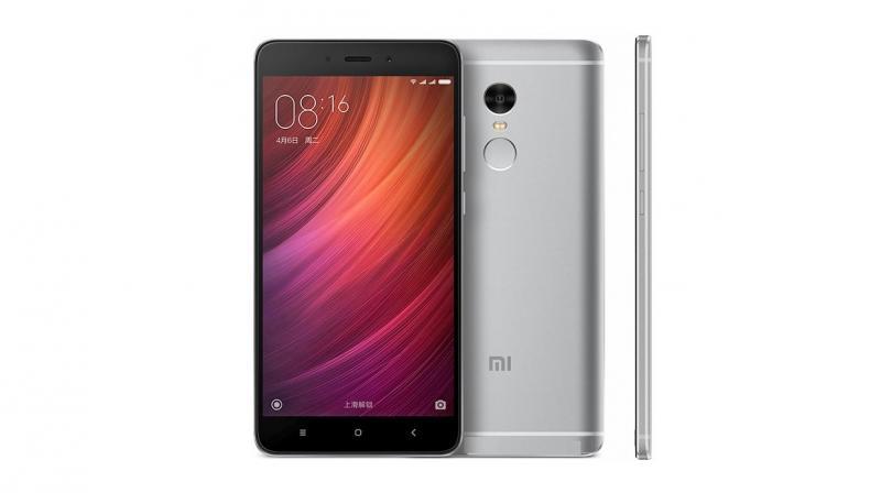Xiaomi Redmi Note 5 predecessor, Redmi Note 4