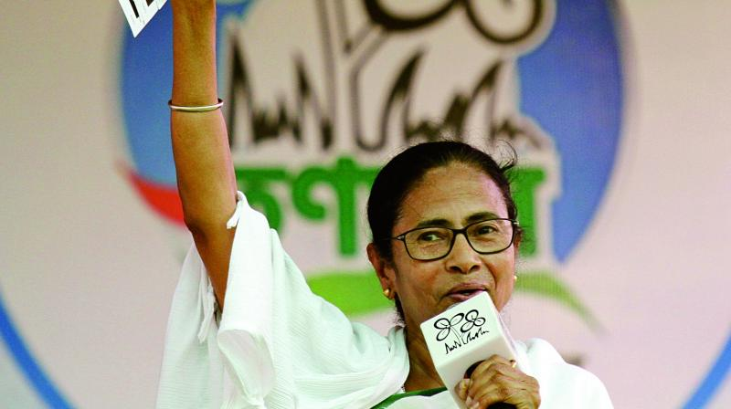Banerjee's remarks came in the backdrop of three MLAs and a majority of councillors from five municipalities in the state defecting to the BJP from the TMC since the declaration of general election results last month. (Photo: File)