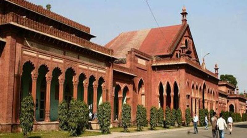 """The Aligarh Muslim University is very much a """"central university"""". The University Grants Commission seems not to have the faintest conception of academic freedom. Its fiat is shockingly archaic. (Photo: File)"""