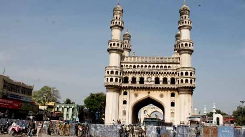 It will have a permanent slot in the new G+1 complex which will be constructed after demolishing the traffic police station near the Charminar.
