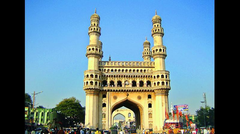 Other monuments which would receive protection under the Telangana Heritage Act 2017 include eight monuments across the state listed by the Archaeological Survey of India, of which two — Charminar and Golconda Fort — are from Hyderabad.