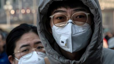 China To 300 Says Cases Confirmed Number Nearly Virus Of Jumps