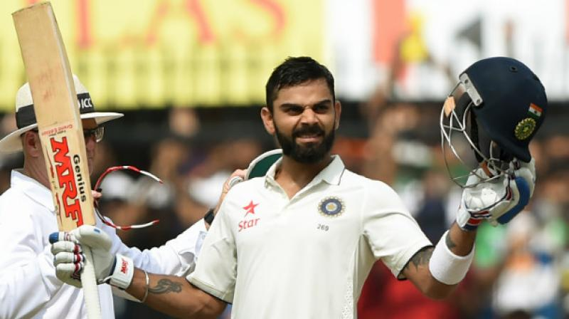 While there have been mixed reactions from some quarters of England cricket about Virat Kohli playing County Cricket ahead of India's tour of England, Graeme Swann has wholeheartedly supported the move. (Photo: AFP)