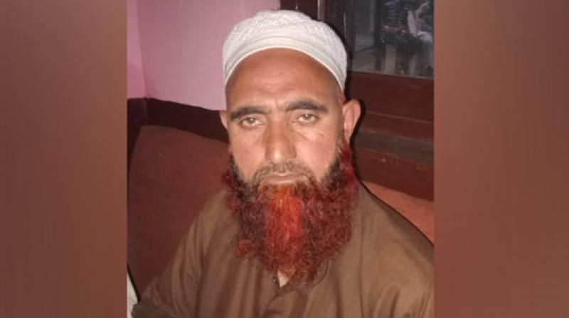 In April, the Delhi Police Special Cell had arrested a JeM terrorist from Srinagar identified as Faiyaz Ahmed Lone. (Photo: ANI)