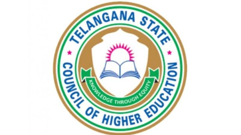 Telangana State Council for Higher Education will look at options to establish mechanism similar to the one run by the Kerala education department for giving accreditation to degree and PG colleges.