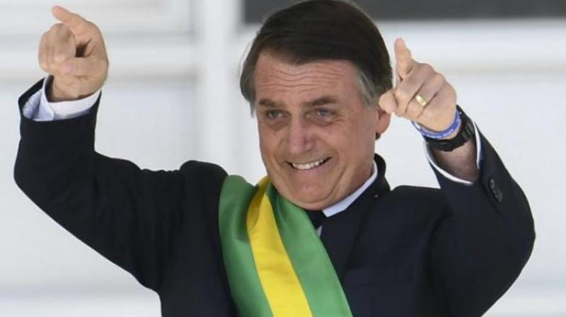 Bolsonaro is due to undergo surgery next Sunday to correct an incisional hernia, his fourth operation since he was stabbed nearly a year ago during the presidential campaign. (Photo: File)