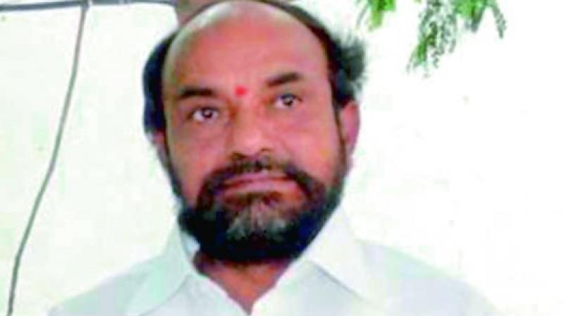 Telugu Desam MLA R. Krishnaiah